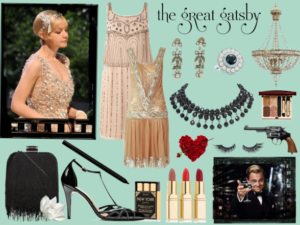 Stile Anni 20 - The Great Gatsby (Polyvore)