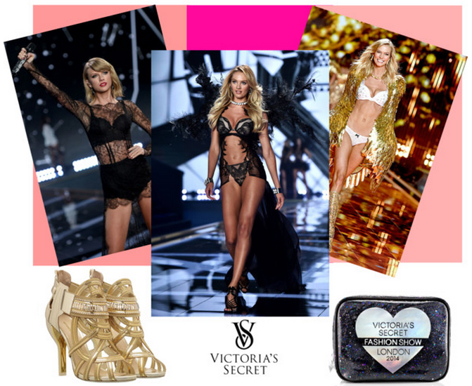 taylor swift victoria's secret