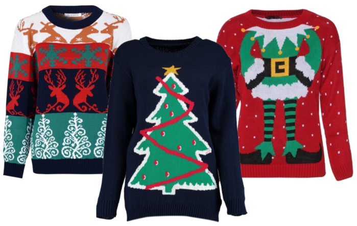 lowest price 94dc0 2f6fa Christmas Sweaters - Glitter Smoothie
