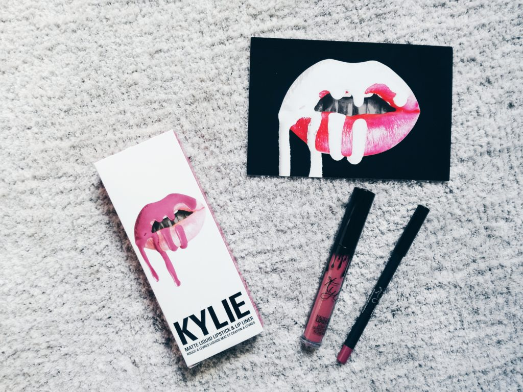 recensione rossetti Kylie Jenner